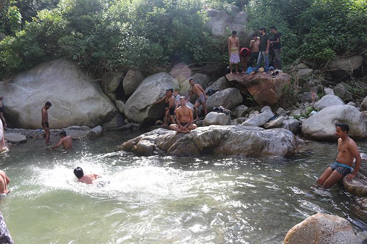 Sisneri Natural Pool