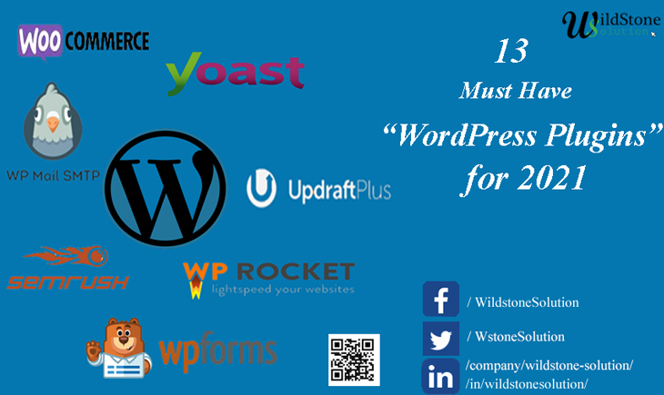 13 Must-Have WordPress Plugins for Business Websites in 2021