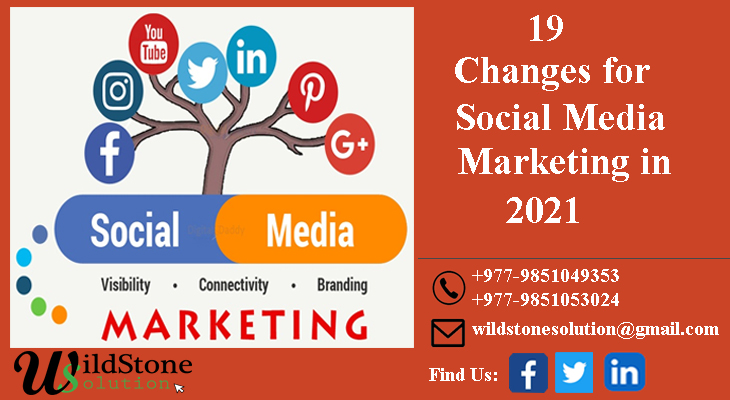 19 Changes and Tips: Social Media Marketing in 2021