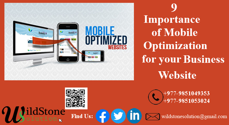9 Reasons Why mobile optimization is so important for your Business Website in 2021
