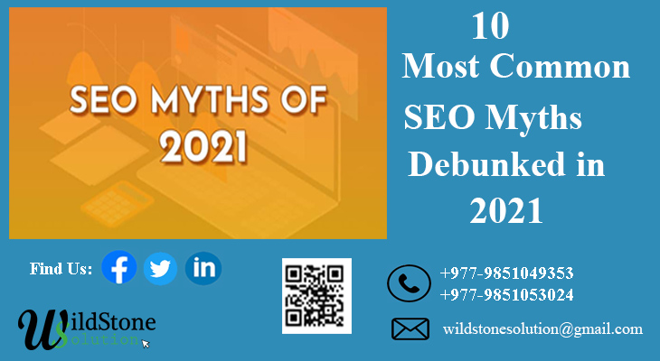 10 Most Common SEO Myths Debunked in 2021