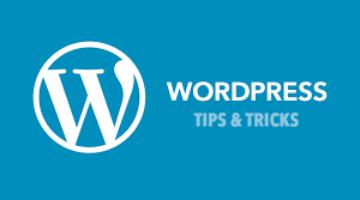 Easy WordPress Tips
